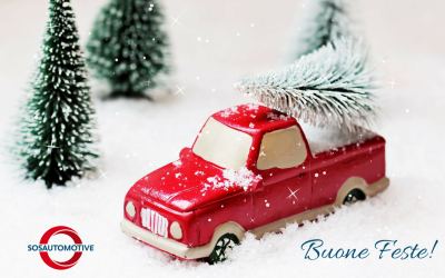 Buone Feste da SOS Automotive!