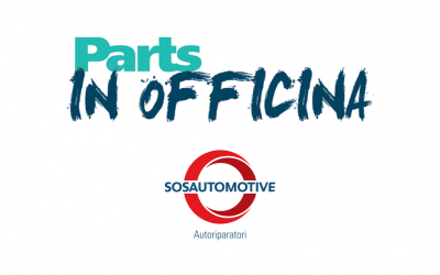 SOS Automotive e l'auto di cortesia: Parts In Officina parla di noi!