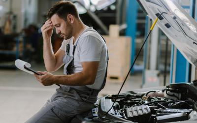 Come evitare i 7 errori che commettono gli autoriparatori quando danno l'auto di cortesia