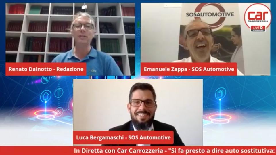 4 chiacchiere con Car Carrozzeria: si fa presto a dire auto sostitutiva!