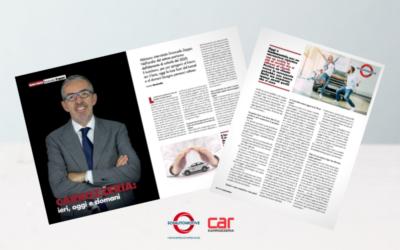 CARROZZERIA: Ieri Oggi e Domani – L'intervista a Emanuele Zappa su Car Carrozzeria