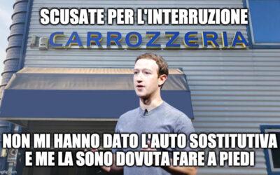 Facebook, Instagram e Whatsapp KO: svelato il motivo